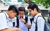 NÓNG: TP HCM công bố điểm xét tuyển lớp 10