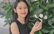 Con gái Minh Tiệp 10 tuổi, cao 153 cm
