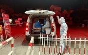 """Những """"đêm trắng"""" nhọc nhằn của tài xế chở FO, F1 ở CDC Quảng Bình"""