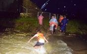 Nam thanh niên mất tích khi đi bắt cá ở Quảng Ngãi