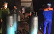 Nghệ An: Dập tắt đám cháy tại khu bếp phụ của khách sạn với nhiều bình gas công nghiệp