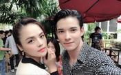 """Đời tư bên bạn gái nổi tiếng của em trai Thu Quỳnh -  gã """"sở khanh"""" bị ăn tát nhiều nhất trong """"Hương vị tình thân"""""""
