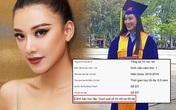 Á hậu Kim Duyên thừa nhận chưa tốt nghiệp ĐH sau khi bị phát hiện thôi học, nợ 43 tín chỉ