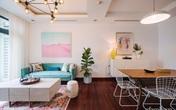 Căn hộ 115m² đẹp ngọt ngào với sắc màu lãng mạn mùa thu ở Hà Nội