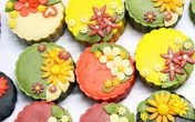 Các mẫu bánh Trung thu nhìn cái muốn mua ăn ngay vì ngon, đẹp và 6 cách ăn để không bị béo