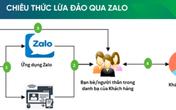 Nhiều người bị lừa mất tiền qua Zalo, các ngân hàng liên tục cảnh báo