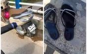 Người phụ nữ trẻ để lại xe máy nhảy cầu tự tử