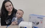 Giải pháp hỗ trợ điều trị bệnh đường hô hấp cho cả gia đình