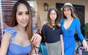 Con gái 12 tuổi xinh xắn của diễn viên Minh Thư 'Gái nhảy'