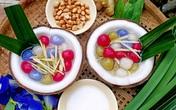 Học mẹ đảm nấu món chè Ỷ đoàn viên đón Tết Trung thu