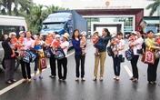 Quảng Ninh: Tiếp nhận 10 bé trai bị bán sang Trung Quốc