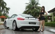 Cùng trải nghiệm các dòng xe Porsche tại Hạ Long