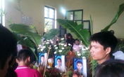 Xót thương đám tang 3 anh em chết trong đám cháy tiệm vàng