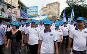 Quảng Ninh: Hơn 2.000 người đi bộ hưởng ứng ngày tim mạch thế giới