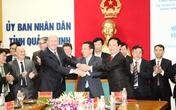 Quảng Ninh: Ký kết biên bản ghi nhớ  dự án 7,5 tỷ USD