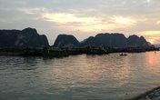 Quảng Ninh: Bắn pháo hiệu cho tàu thuyền về tránh bão số 6