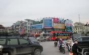 Giao thông hỗn loạn tại nút giao thông trung tâm Tp Hạ Long do mất điện