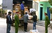Quảng Ninh: Bắt giữ hơn 4 tấn động vật nhập lậu
