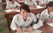 Nghị lực vươn lên của cô học trò bị bệnh xương thủy tinh