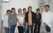 Nhóm phụ nữ ăn cắp ở siêu thị sa lưới