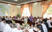 Phó Tổng cục trưởng thăm và làm việc tại ba tỉnh Tây Nam bộ