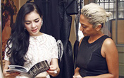 Lý Nhã Kỳ đến Paris để trở thành bà chủ hàng hiệu ở Việt Nam?