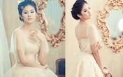 Mỹ nhân Việt diện váy trắng xinh như công chúa