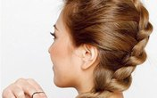 Cách đơn giản thực hiện 2 kiểu tóc đẹp ngày hè cho nàng công sở