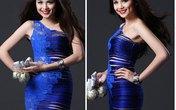 Mặc váy ren đẹp như Hoa hậu Diễm Hương
