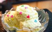 Tự làm kem xoài không cần máy