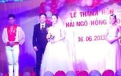 Ảnh cưới của Ngô Quang Hải và vợ 9X ở Cần Thơ