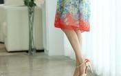 Chọn váy đẹp cho người chân nhỏ