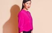 Minh Anh trẻ trung, sành điệu với váy áo công sở