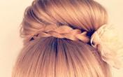 Những kiểu tóc búi đơn giản nhưng đẹp đến lạ kì