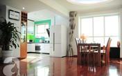 Thăm căn hộ có không gian bếp hoàn hảo ở Dịch Vọng, Hà Nội