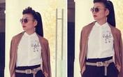 Sao Việt chọn áo khoác nhẹ đẹp đời thường đón thu sang