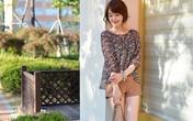 4 kiểu quần nữ dạo phố đẹp mùa thu 2013