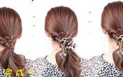 Gợi ý 3 kiểu tóc dễ thương ngày thu
