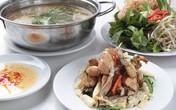 Nhâm nhi lẩu ếch rẻ nhất Sài Gòn