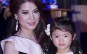 Trương Ngọc Ánh diễn thời trang cùng con gái Bảo Tiên