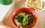 Xuýt xoa với món súp nấm nóng hổi