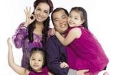 Mặc đồ đôi ấn tượng như gia đình sao Việt