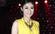Ngắm BST váy dạ hội quyến rũ của Hoa hậu Ngọc Hân