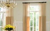 Phong thủy rèm cửa hút vượng khí vào nhà