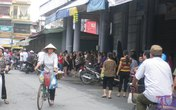 Thanh Hóa: Tiểu thương chợ Vườn Hoa bãi thị