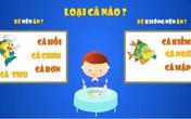 Infographic Video: Bạn đã cho trẻ ăn cá đúng cách?