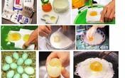 """Ghê sợ quy trình chế biến gạo, thịt, trứng """"rởm"""" gây hoang mang"""