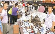 Phiên chợ đồ cũ - điểm du lịch thú vị cho khách tham quan Hà Nội