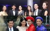 """Quá trình """"đánh chiếm"""" showbiz của gia đình chồng Hà Tăng"""