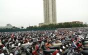 Hà Nội tăng phí trông giữ xe máy, xe đạp